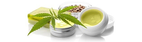 Hemp based cosmetics